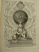'The Art Journal - Illustrated Catalogue of All Nations 1851' George Virtue, half morocco,