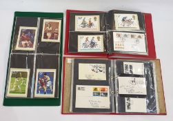 WITHDRAWN     Box of mainly GB Covers and booklets, K size reg envelopes 1958-1970 (30 plus),