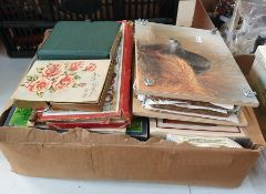 Quantity of vintage and other toys including Hornby with few accessories, boxed set of Beatrix