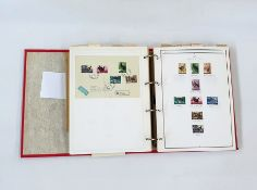 A comprehensive post-war collection of Yugoslavia in a well-filled albummint and used and a few