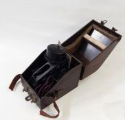 MK IX 'Bubble ' sextant in fitted wooden box