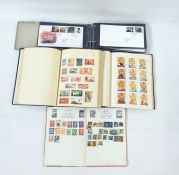 23 albums and stock bookswith a selection of First Day Covers, stamps of the world including some