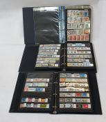 Seven albums and stock booksof mostly mint, commonwealth and foreign stamps plus two albums of