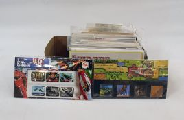 Miscellaneous collection of PHQ covers, albums, stamps plus catalogue plus First Day Covers(3