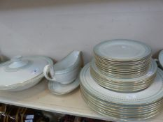 Royal Doulton 'Berkshire' pattern part dinner service