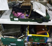 Quantity of 1980's, 90's and current handbags and