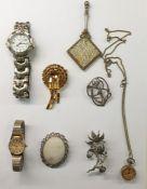 Quantity sundry costume jewellery(1 box)