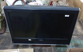 "Toshiba Regza 26""(?) flat screen television"