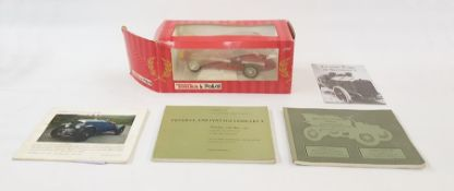 Quantity of A.C. owners club news bulletins 1960's and 70's, quantity of motoring ephemera,