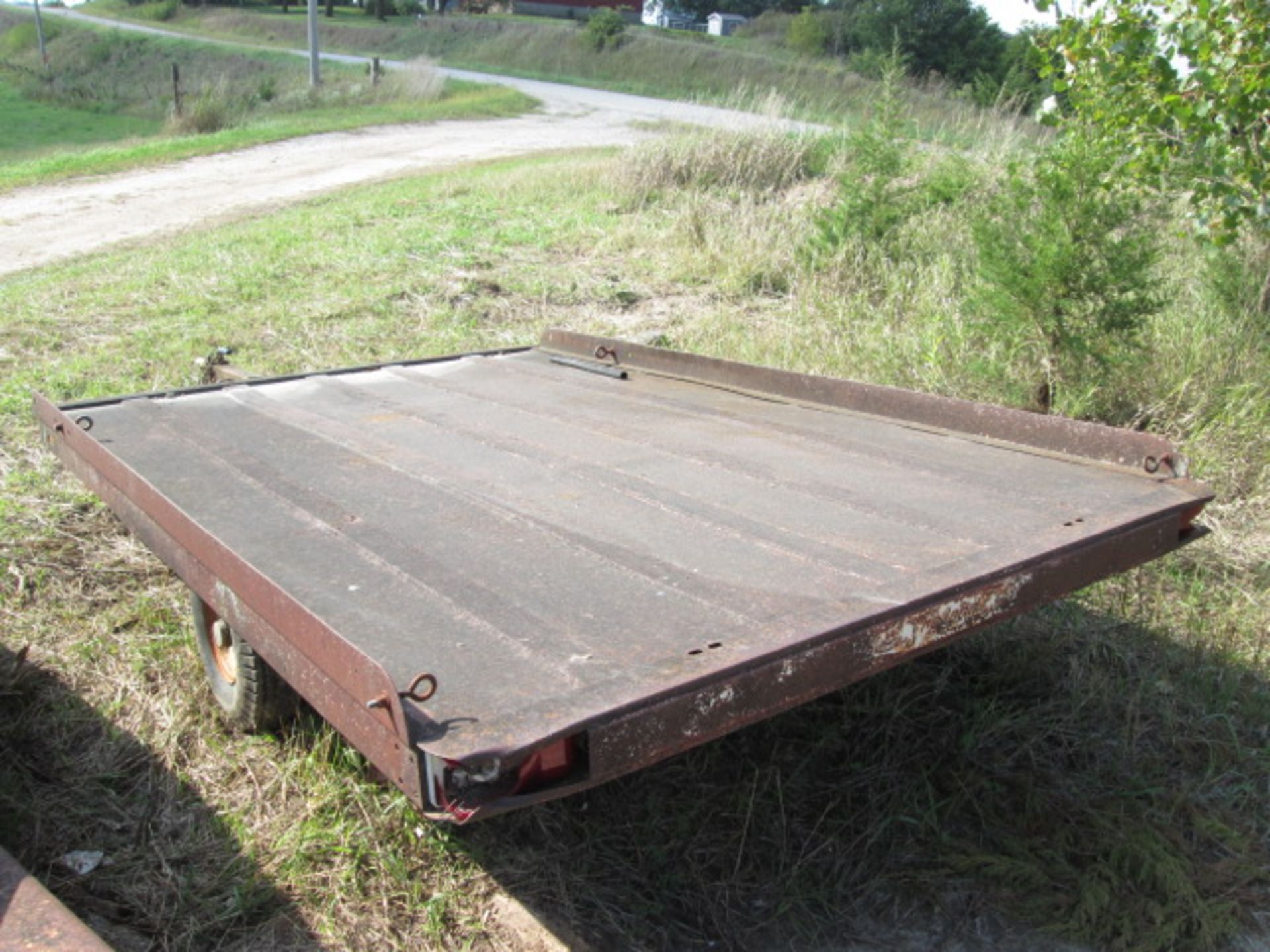 SNOWMOBILE TRAILER - Image 4 of 4