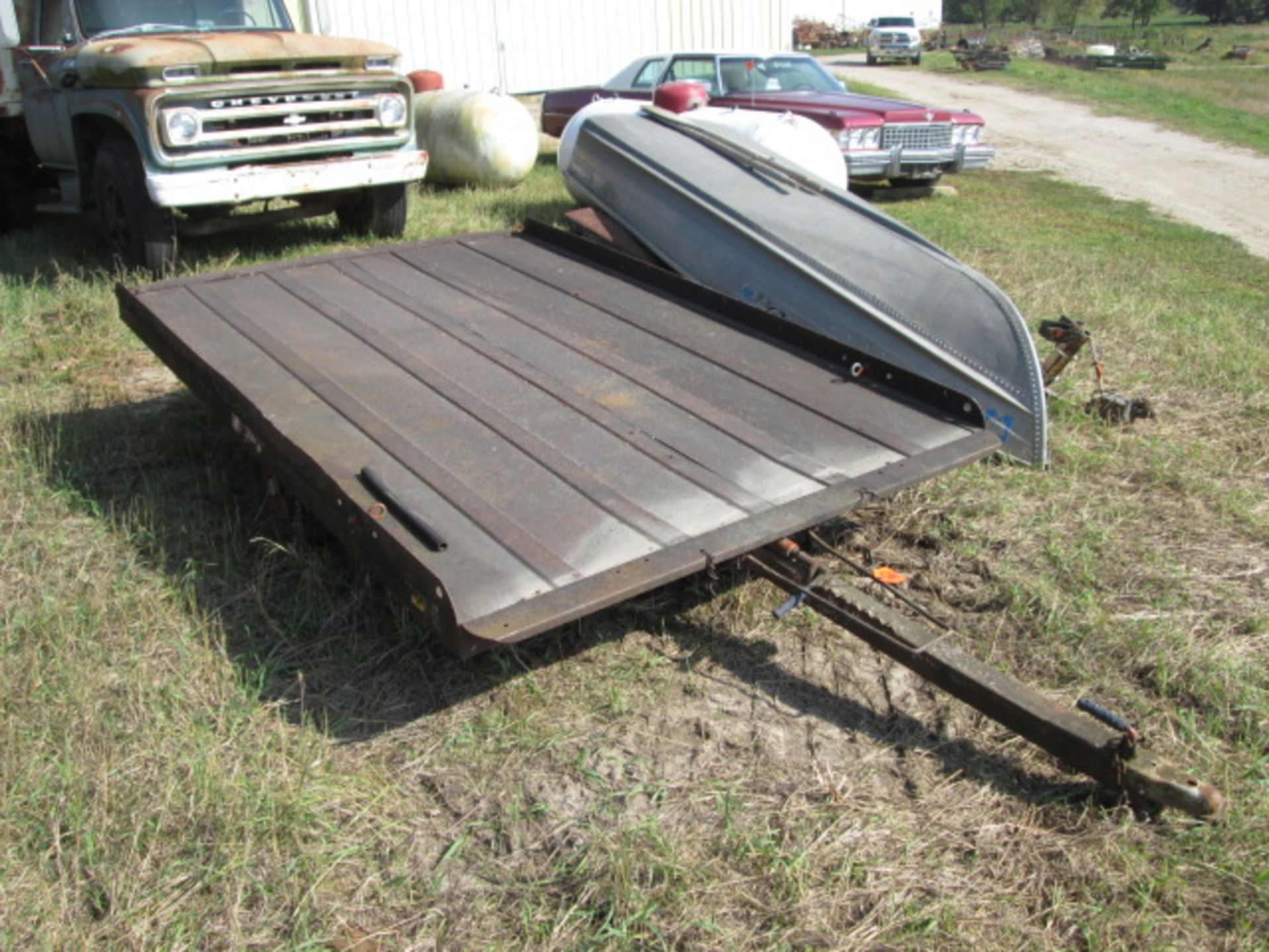 SNOWMOBILE TRAILER - Image 2 of 4