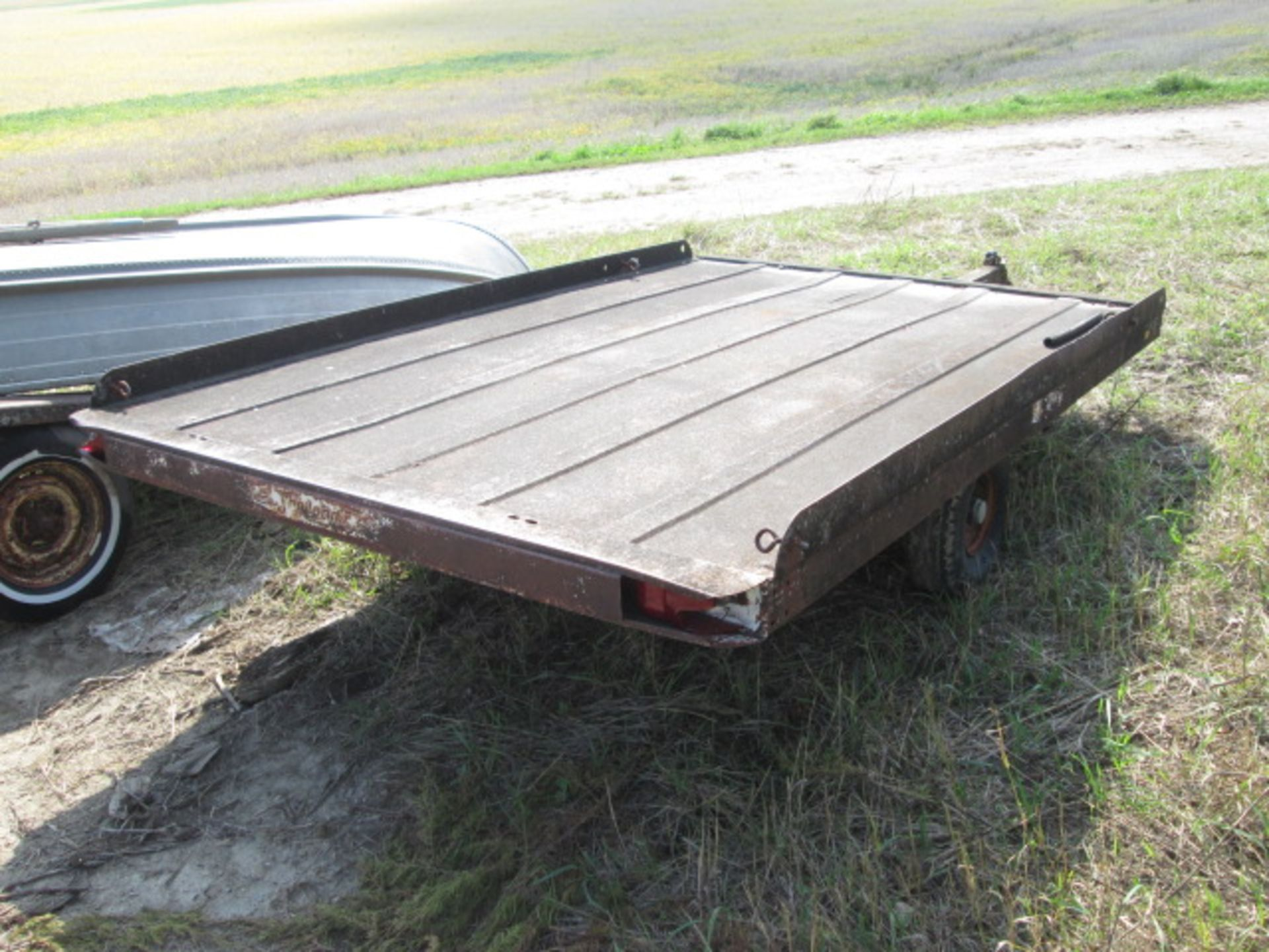 SNOWMOBILE TRAILER - Image 3 of 4