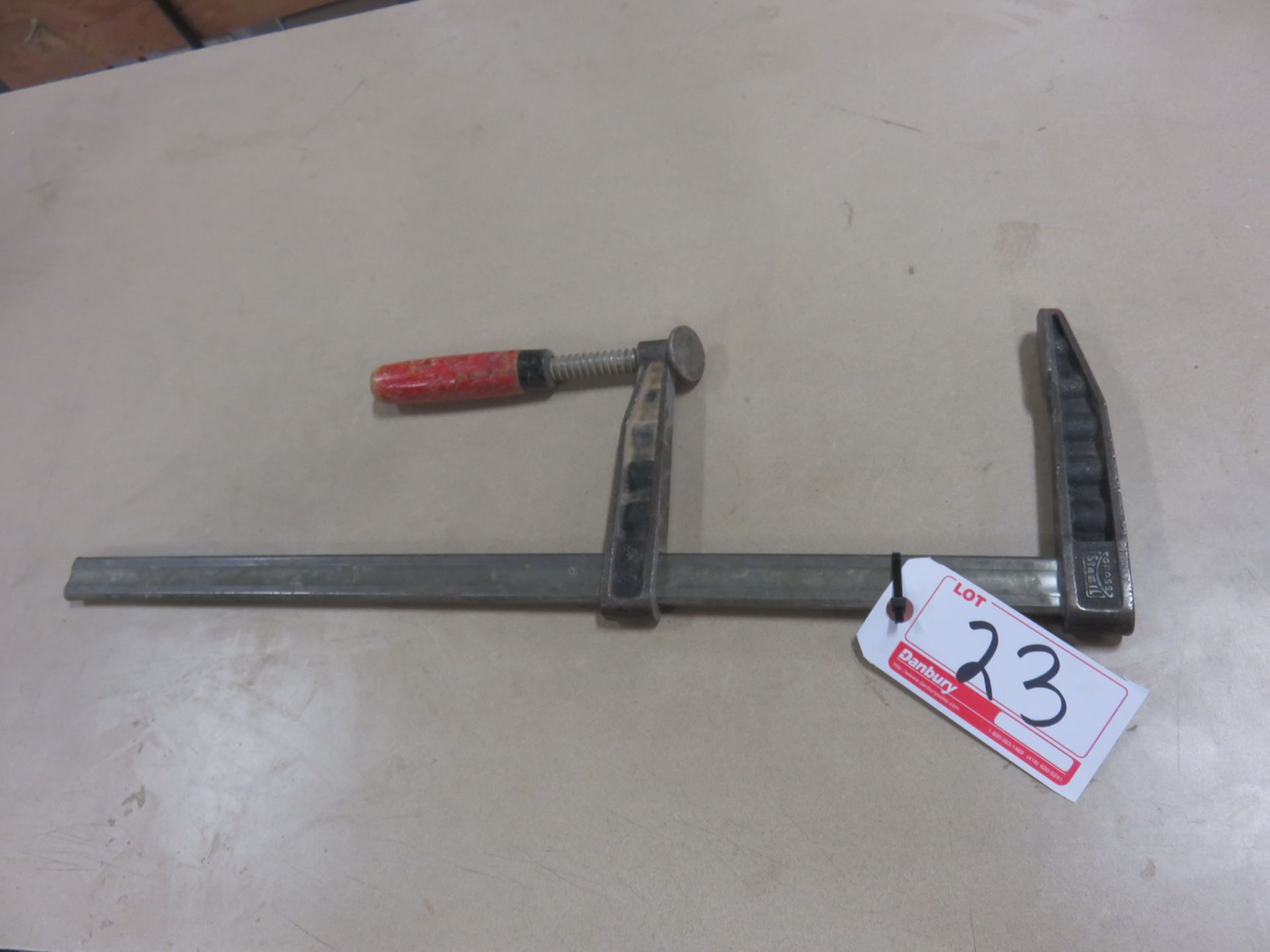 "Lot 23 - UNITS - GROSS STABIL 24"" BAR CLAMPS"