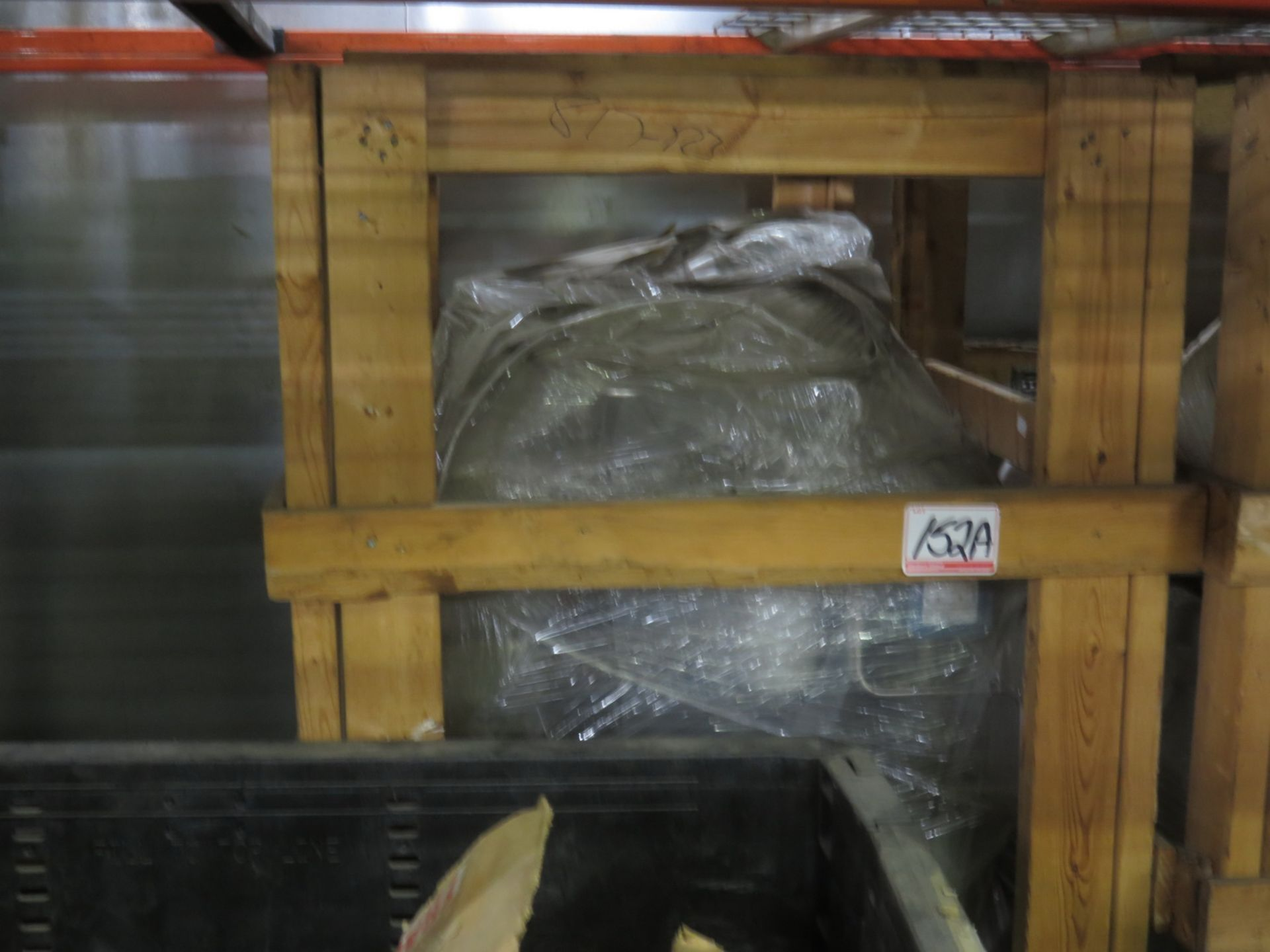 Lot 152A - STANDARD HYDRAULIC POWER PACK (NEW - IN CRATE)