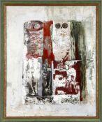 """Edgar Jené (Saarbrücken 1904-1984 La Chapelle St. André)""""Les Chouettes des Roches"""", 1960, Öl auf"""