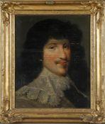 Porträt Karl XII König von Schweden, Pfalzgraf und Herzog von Zweibrücken, 18. Jh.Öl auf Lwd. auf