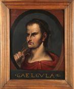 Peter Paul Rubens (Siegen 1577-1640 Antwerpen), Werkstatt oder UmkreisPorträt Gaelgula (Caligula),