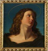 Jünger Johannes, Nazarener, 1. Hälfte bis Mitte 19. Jh.Öl auf Lwd., 49 x 45 cm, unbezeichnet, im