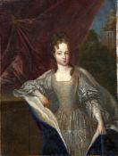 Caspar Netscher (Heidelberg 1639-1684 Haag) zugeschriebenPorträt Marie Anne de Bourbon, Princesse de