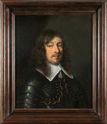 Wohl Haarlemer Schule, 2. Hälfte 17. Jh., wohl Willem CoymannsPorträt eines Mannes mit langem Haar