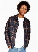 Brand new Men's Topman clothing, includes trousers, jackets and T-shirts