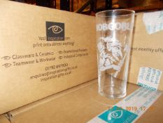 Pub quality glasses, dishes and more