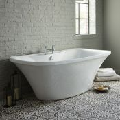 Baths and bathroom equipment. Approximate retail value £1,765.