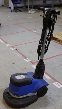 PAT Tested Floor Cleaners For Commercial and Domestic Use