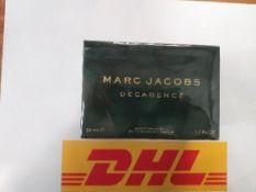 10 Marc Jacobs Decadence 50ml EDP eau de parfum