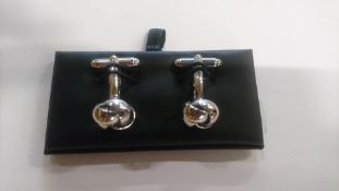 10 Simon Carter Knot Cufflinks