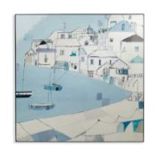 20 Arthouse Habour Side Canvas