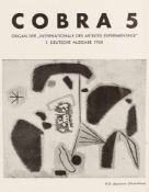COBRA 5.Internationale Zeitschrift für moderne Kunst. Organ der »Internationale des Artistes