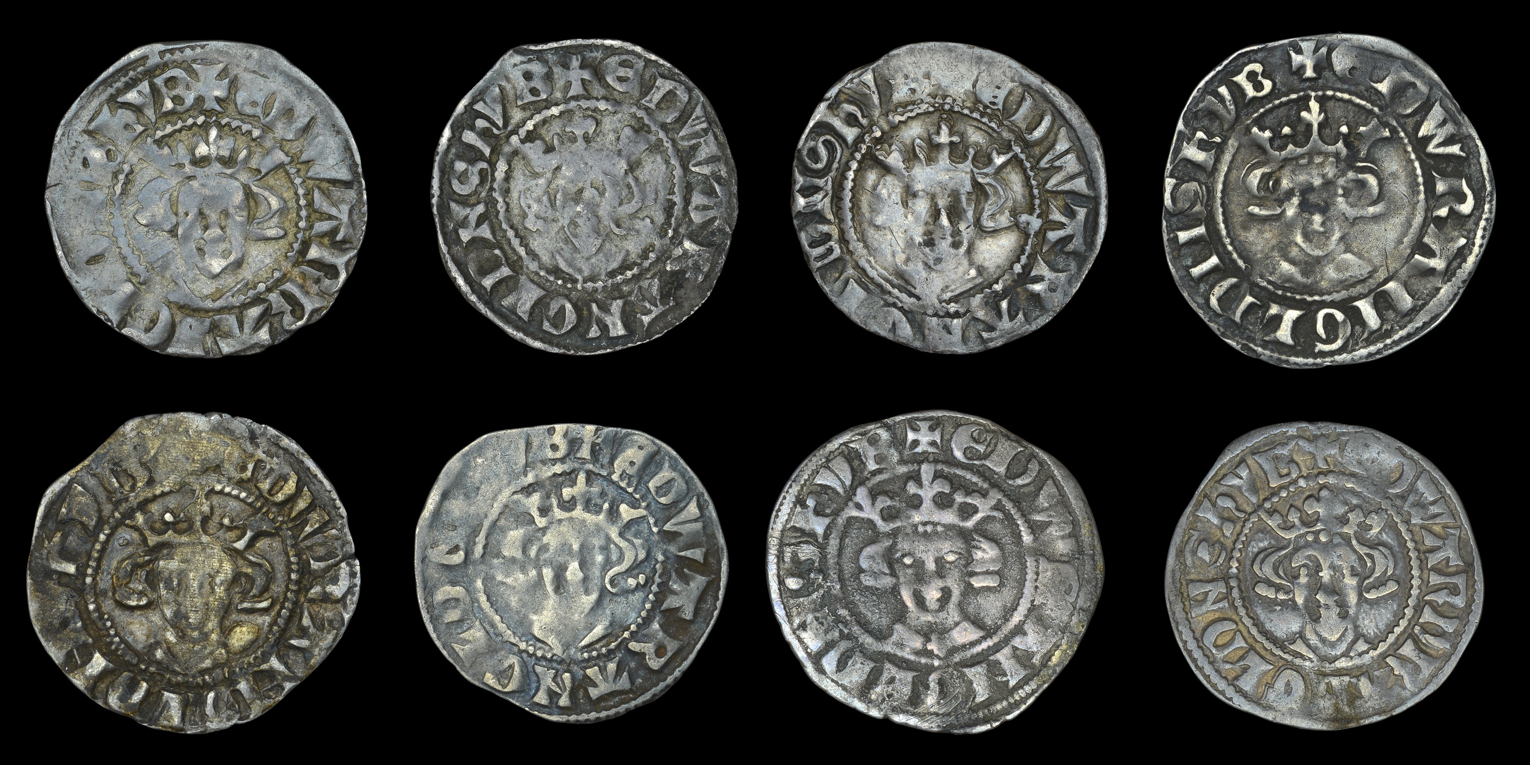 Lot 50 - English Coins from the Collection of the Late Dr John Hulett (Part IX)