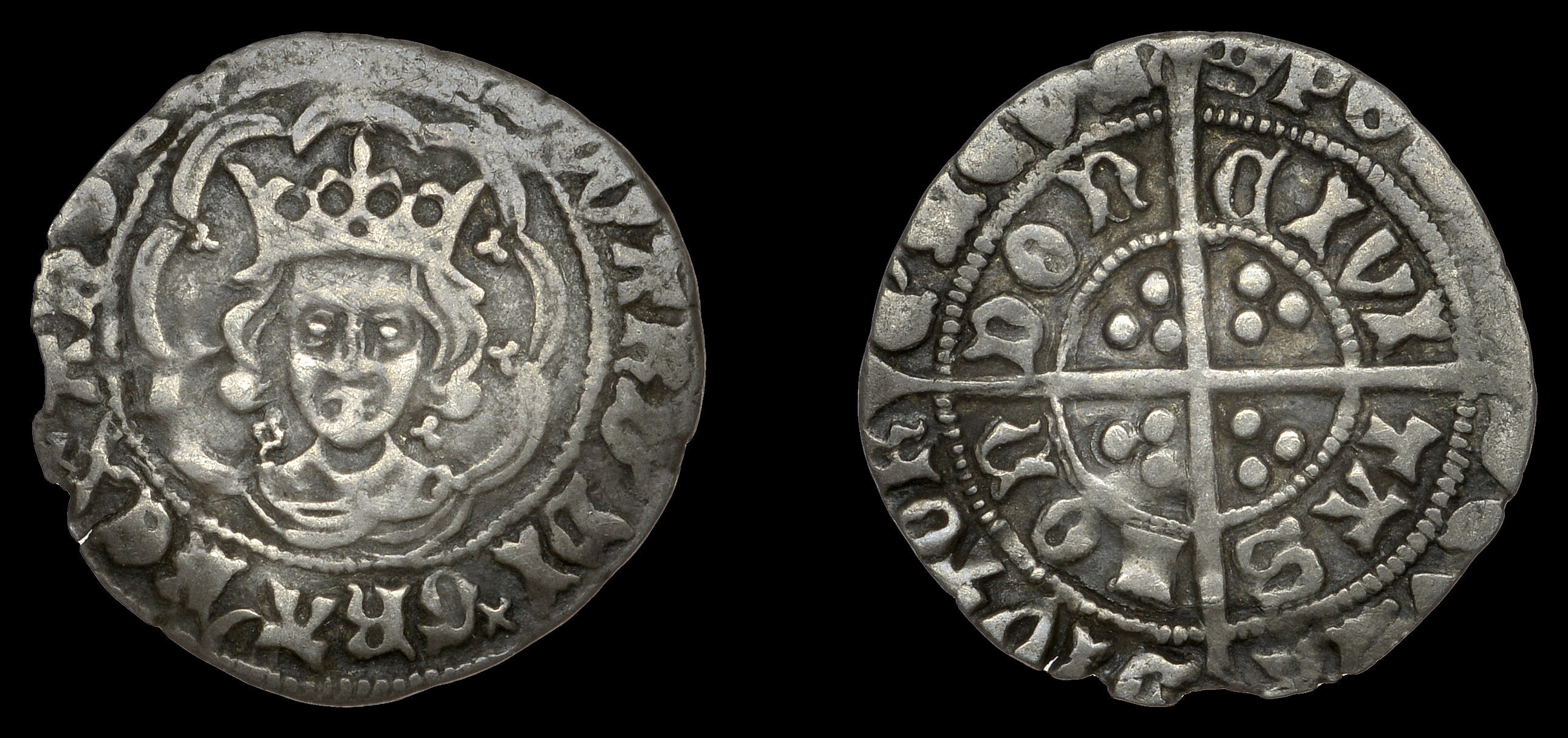 Lot 58 - English Coins from the Collection of the Late Dr John Hulett (Part IX)
