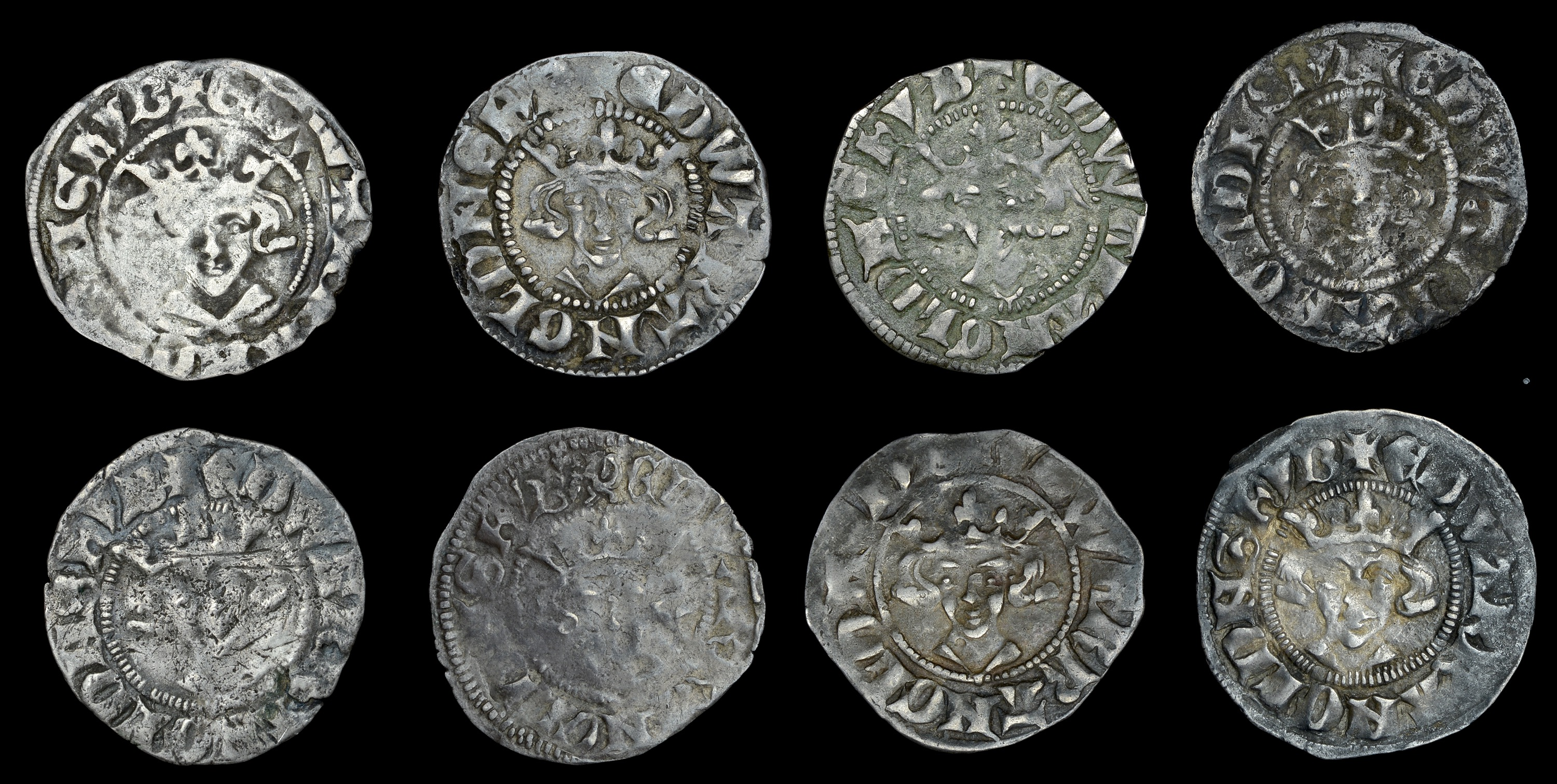 Lot 52 - English Coins from the Collection of the Late Dr John Hulett (Part IX)