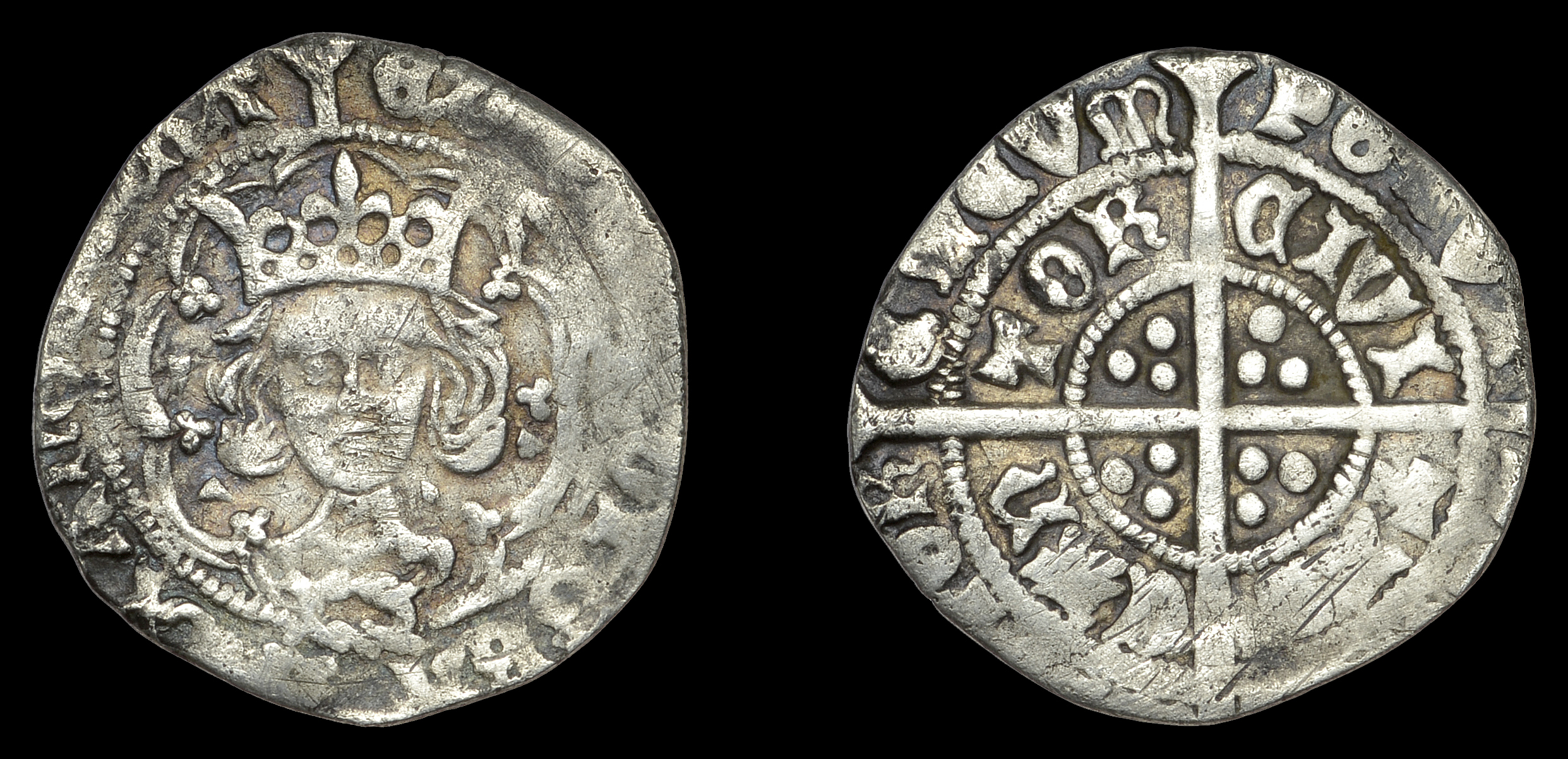 Lot 61 - English Coins from the Collection of the Late Dr John Hulett (Part IX)
