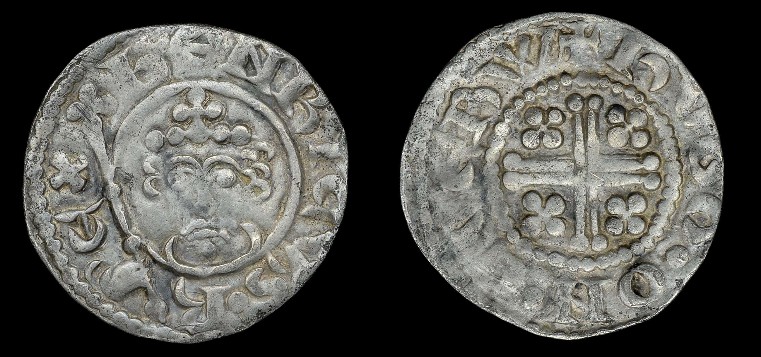 Lot 47 - English Coins from the Collection of the Late Dr John Hulett (Part IX)