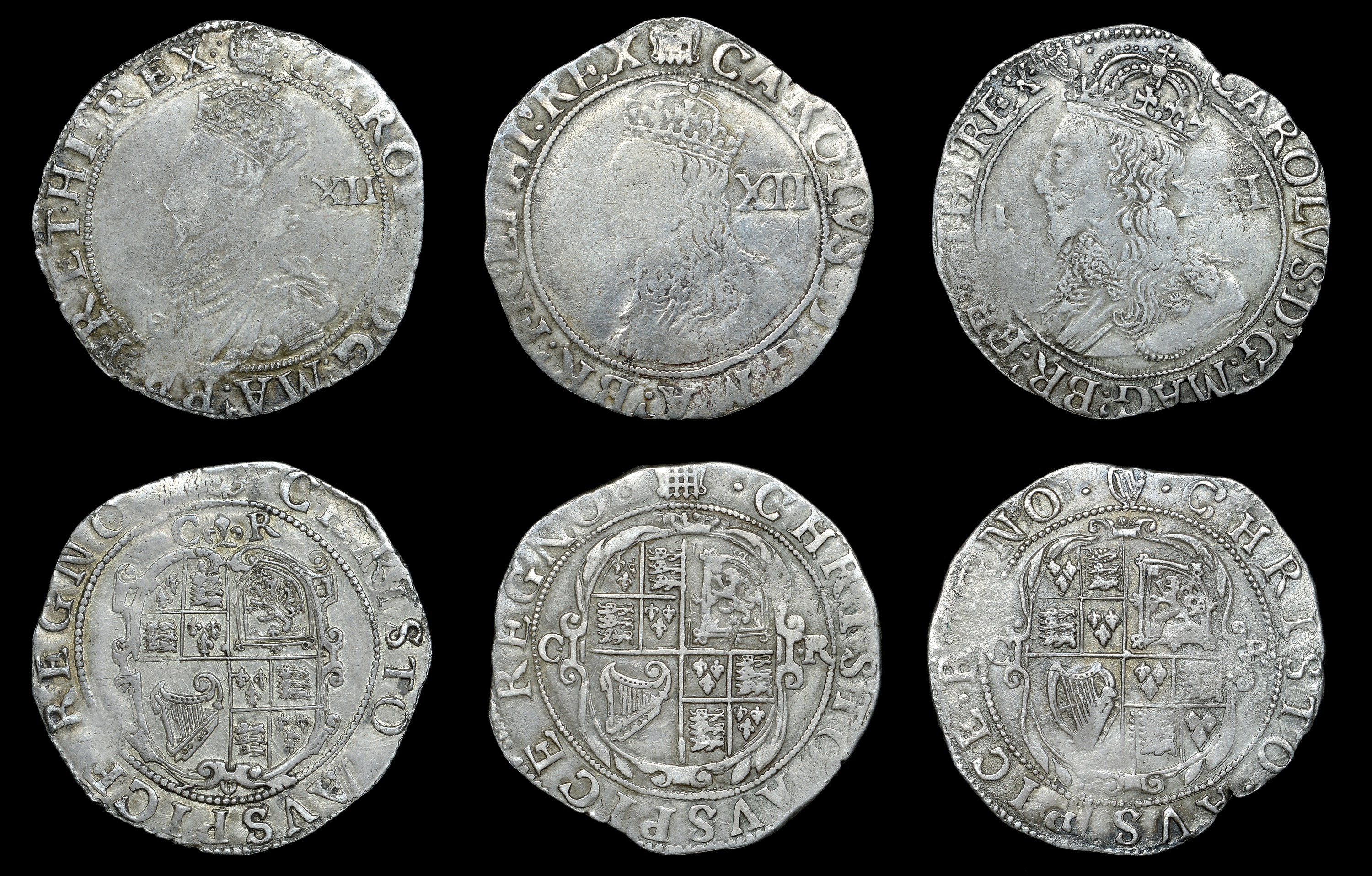 Lot 23 - The Collection of British Coins Formed by the Late Ray Inder (Part IV)