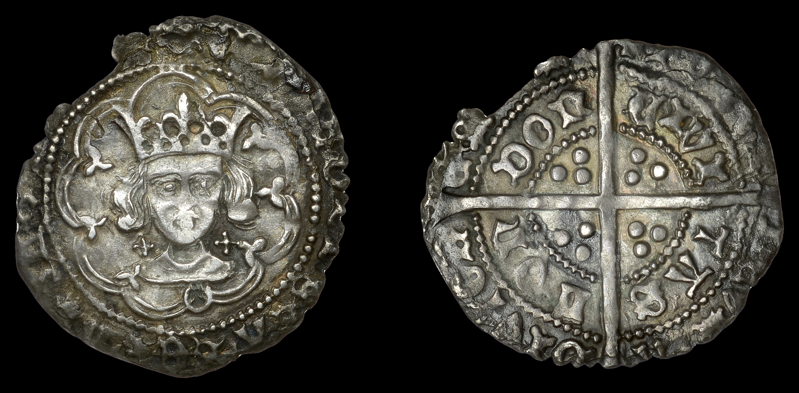 Lot 57 - English Coins from the Collection of the Late Dr John Hulett (Part IX)