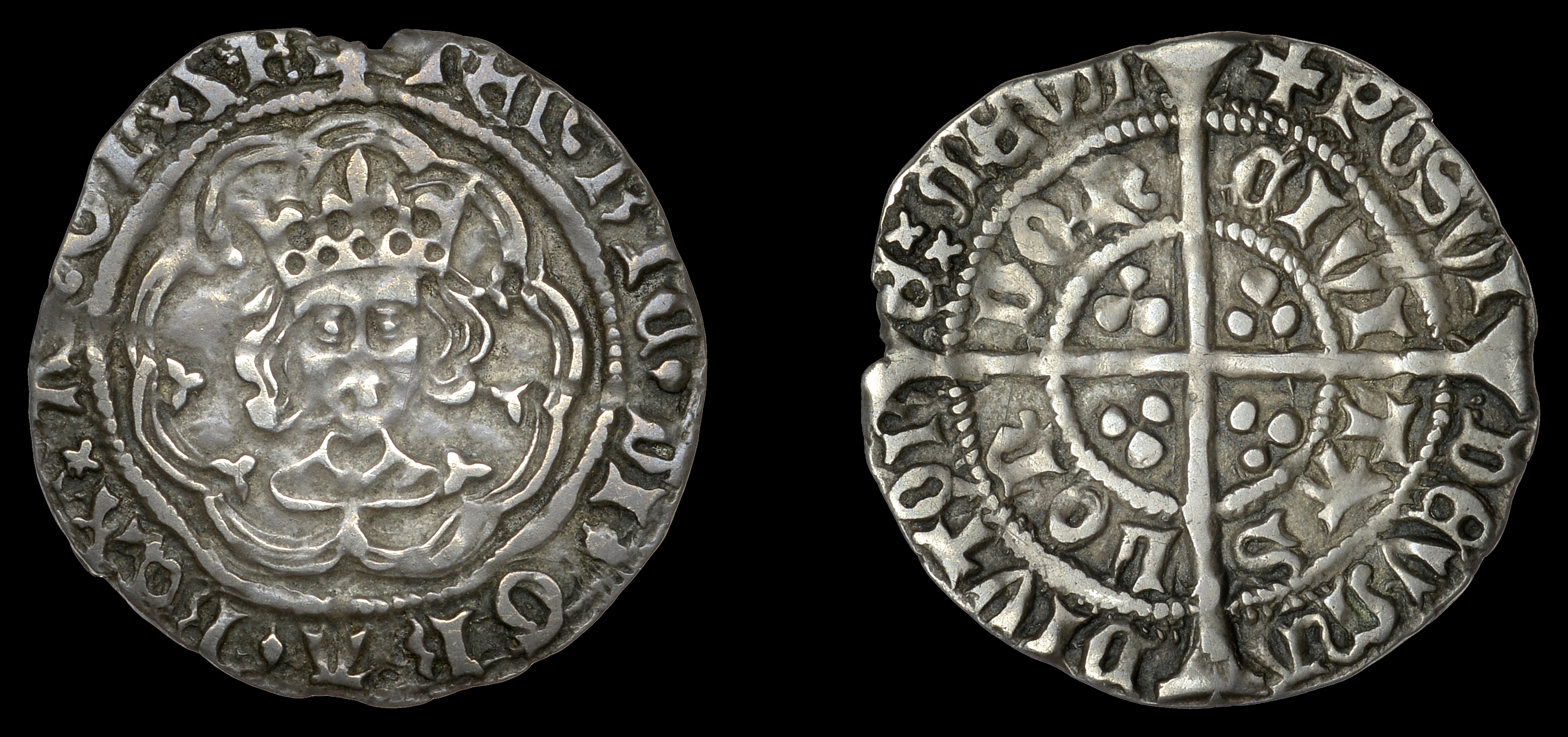 Lot 55 - English Coins from the Collection of the Late Dr John Hulett (Part IX)