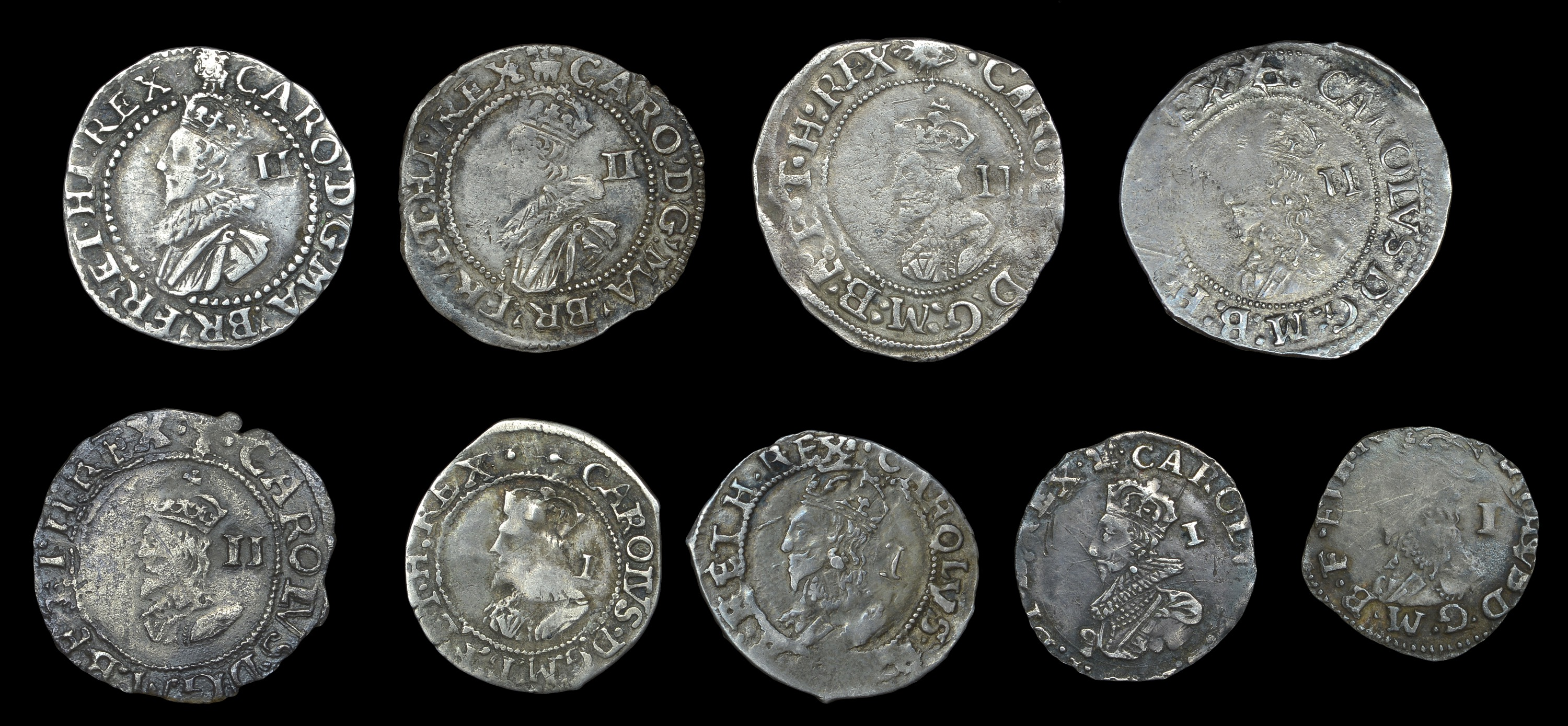 Lot 35 - The Collection of British Coins Formed by the Late Ray Inder (Part IV)