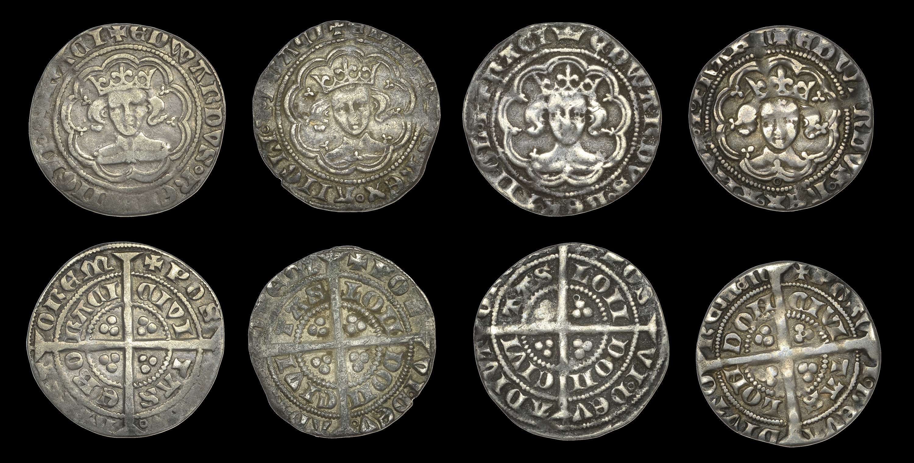 Lot 54 - English Coins from the Collection of the Late Dr John Hulett (Part IX)