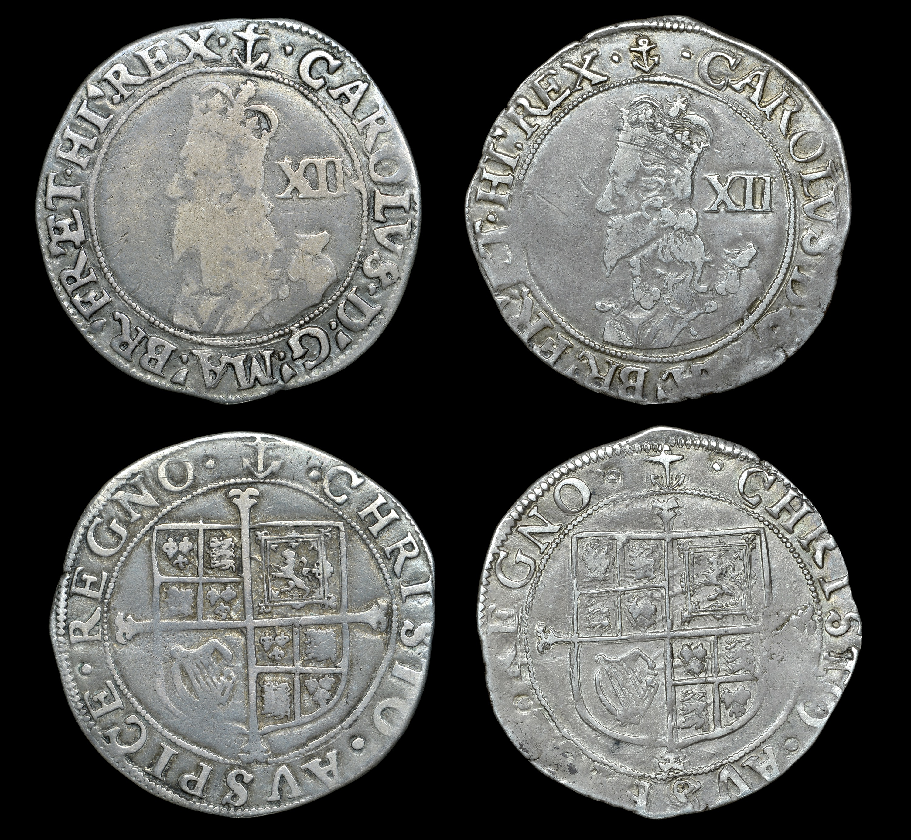 Lot 25 - The Collection of British Coins Formed by the Late Ray Inder (Part IV)