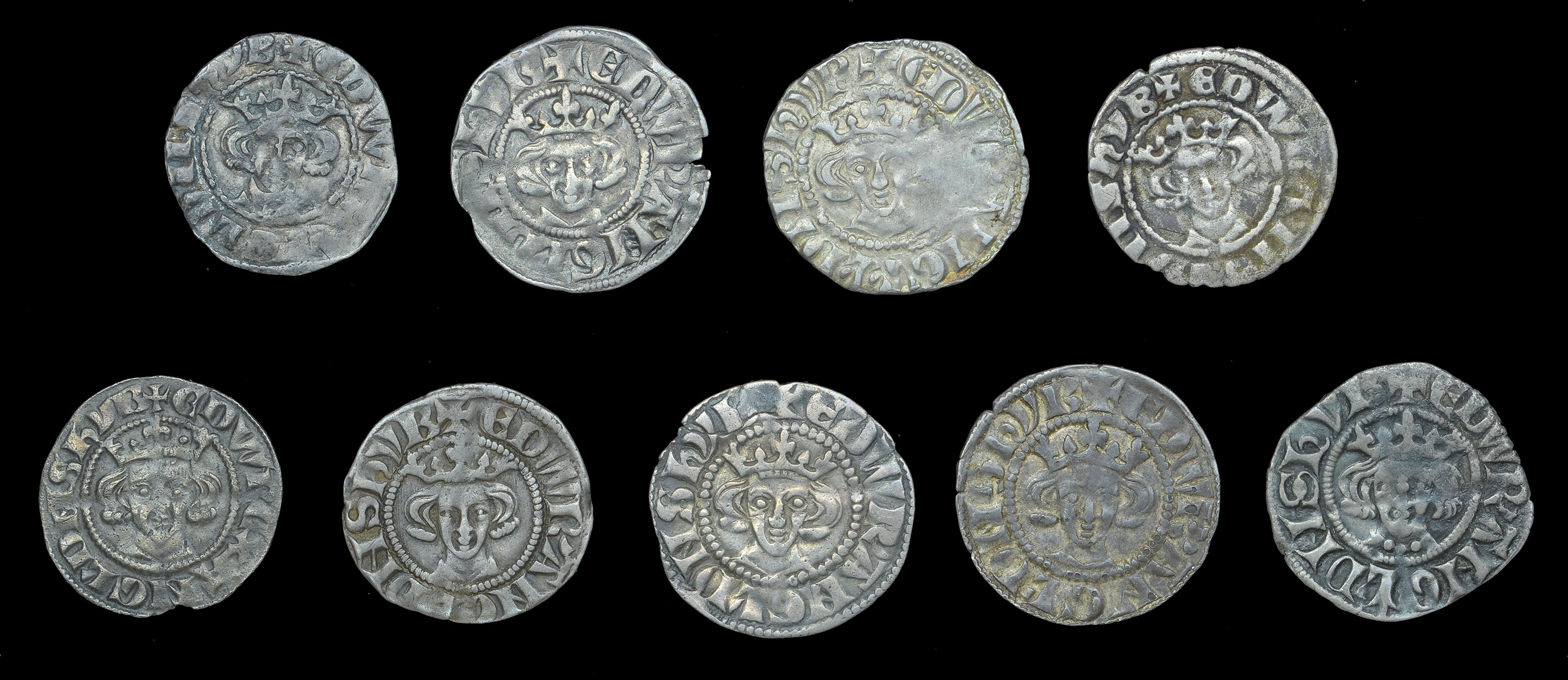 Lot 48 - English Coins from the Collection of the Late Dr John Hulett (Part IX)
