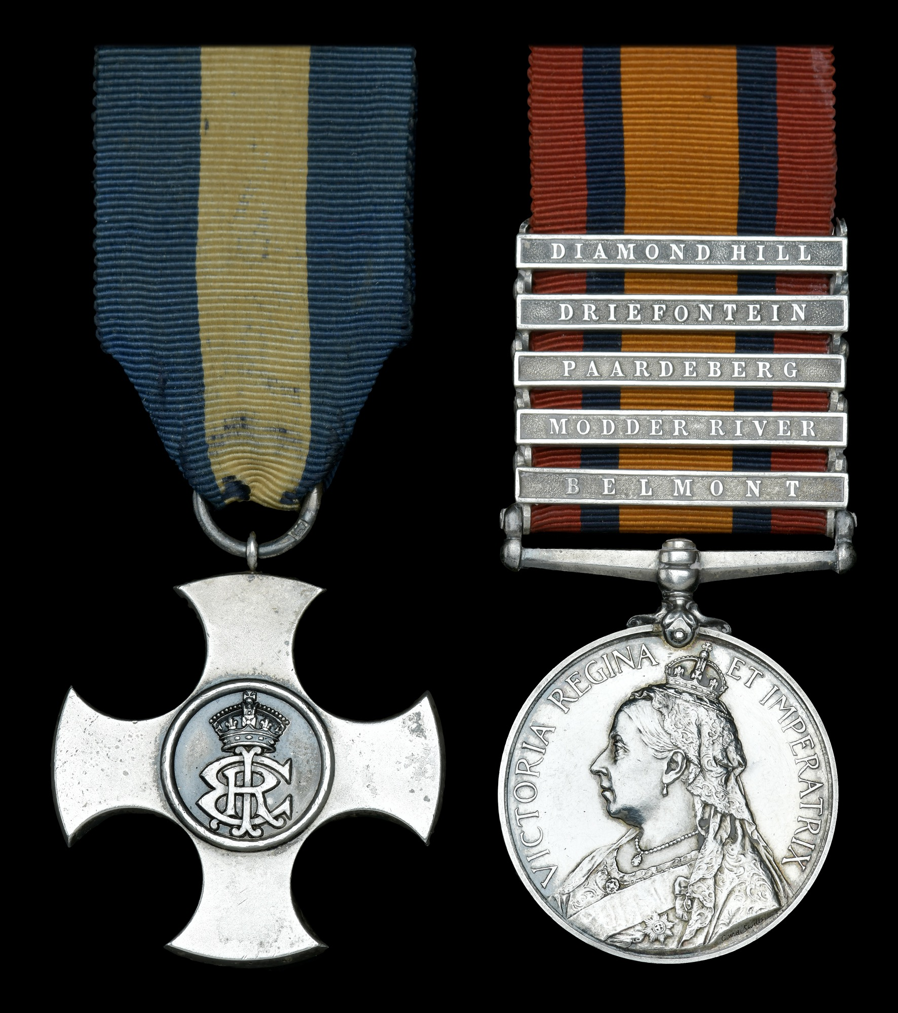 Lot 27 - Groups and Single Decorations for Gallantry