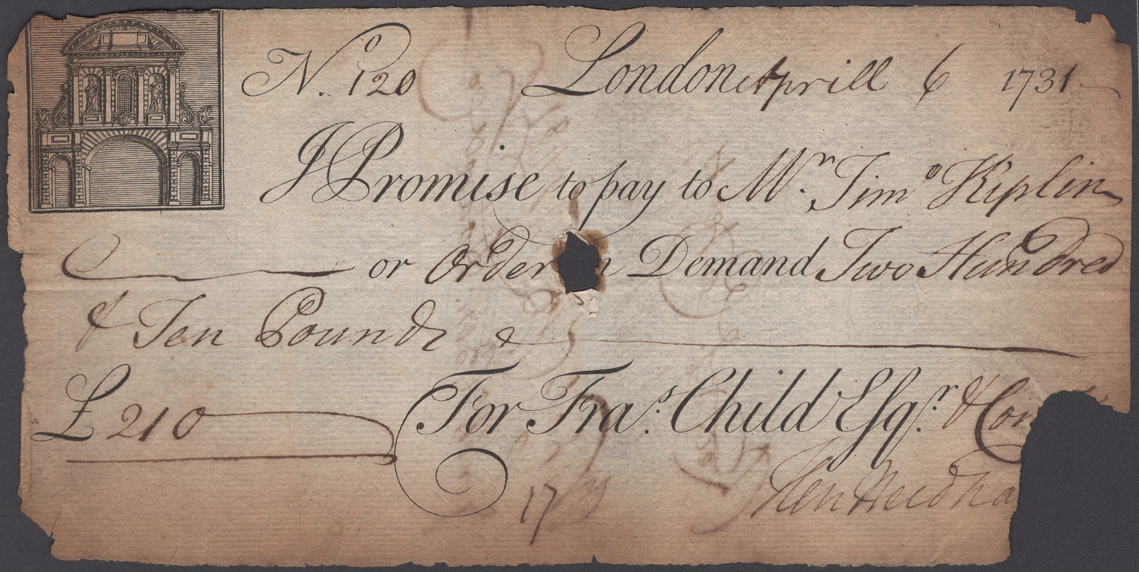 Lot 47 - British Banknotes