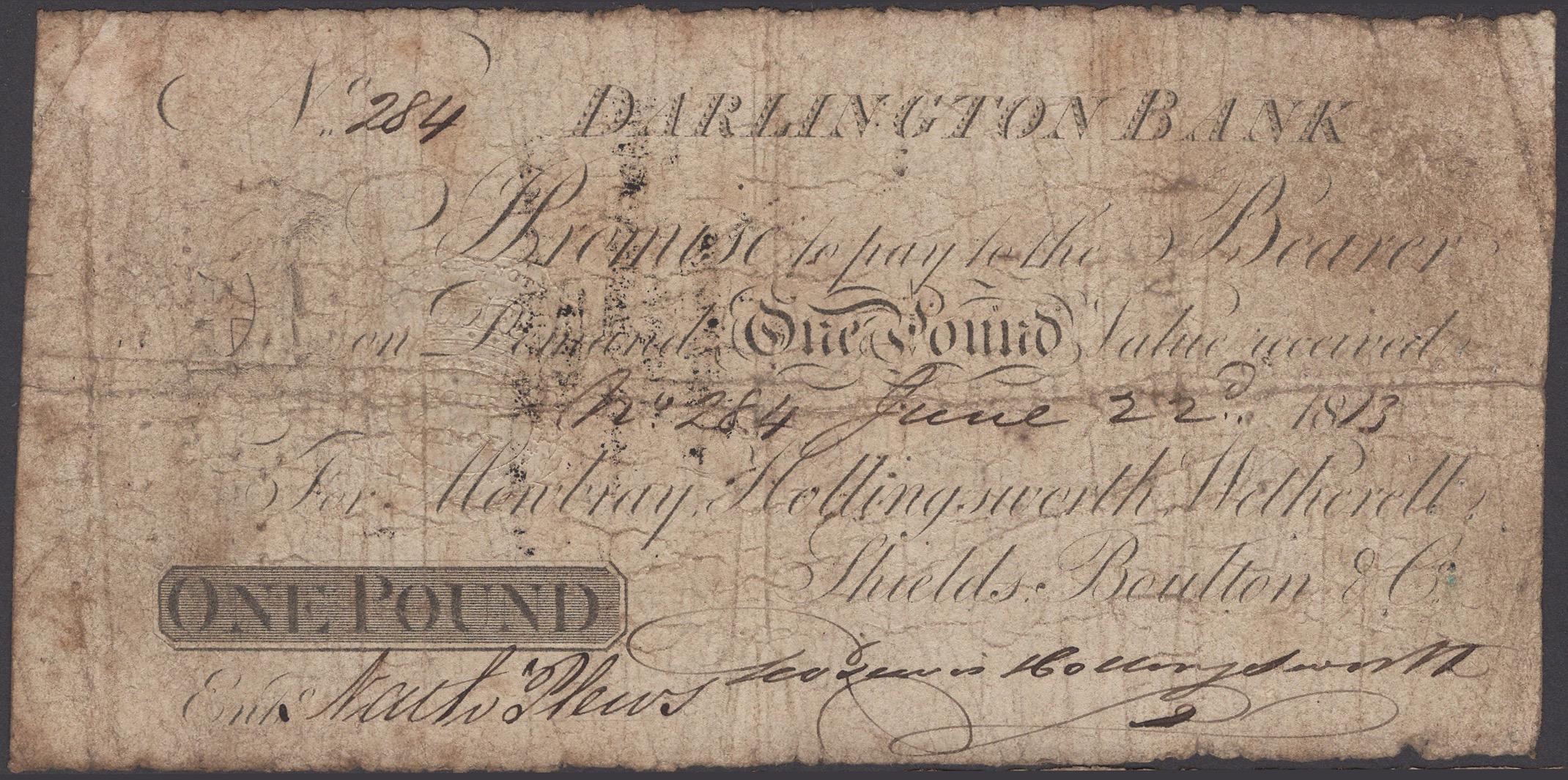 Lot 11 - British Banknotes