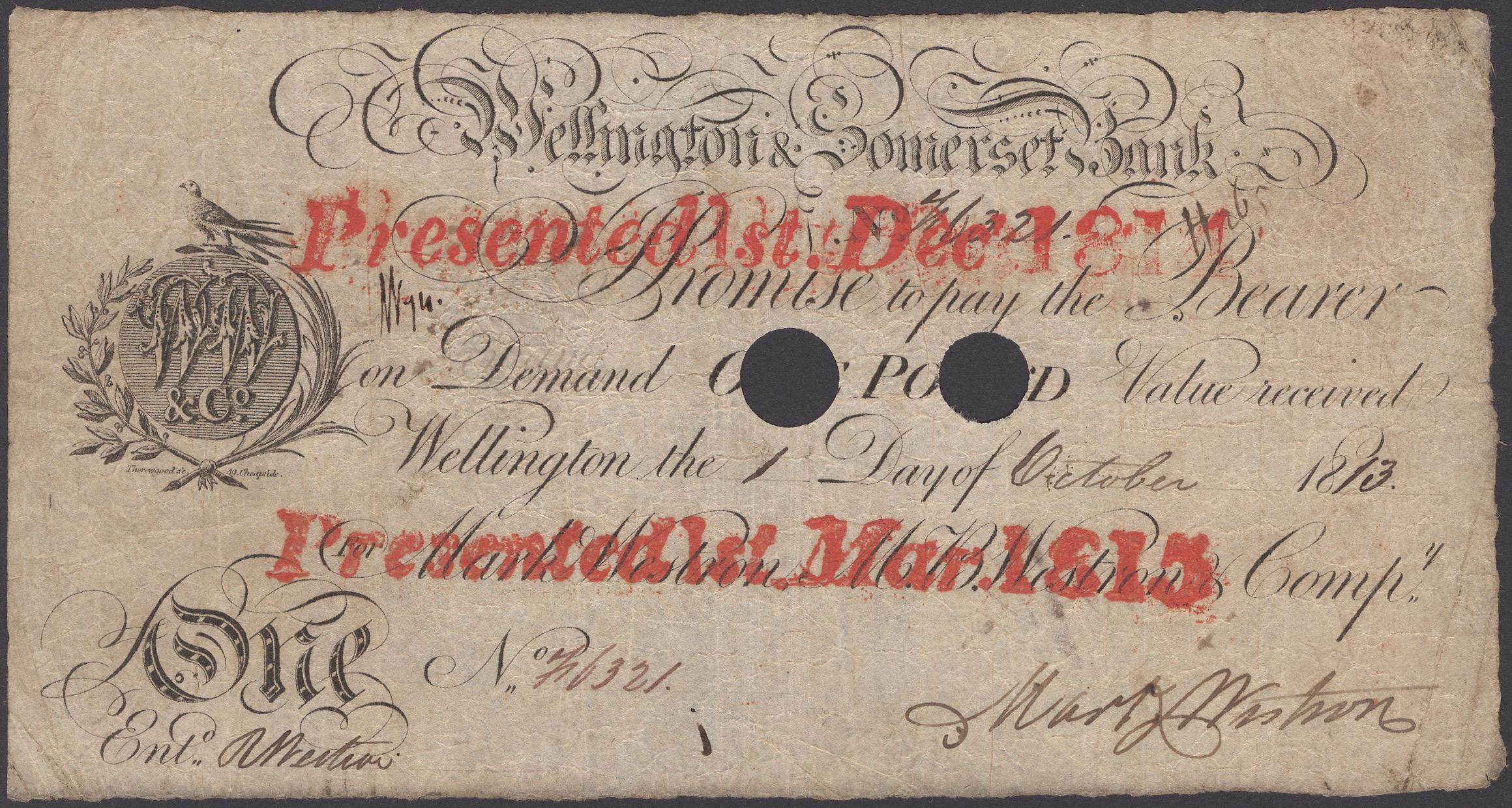 Lot 41 - British Banknotes