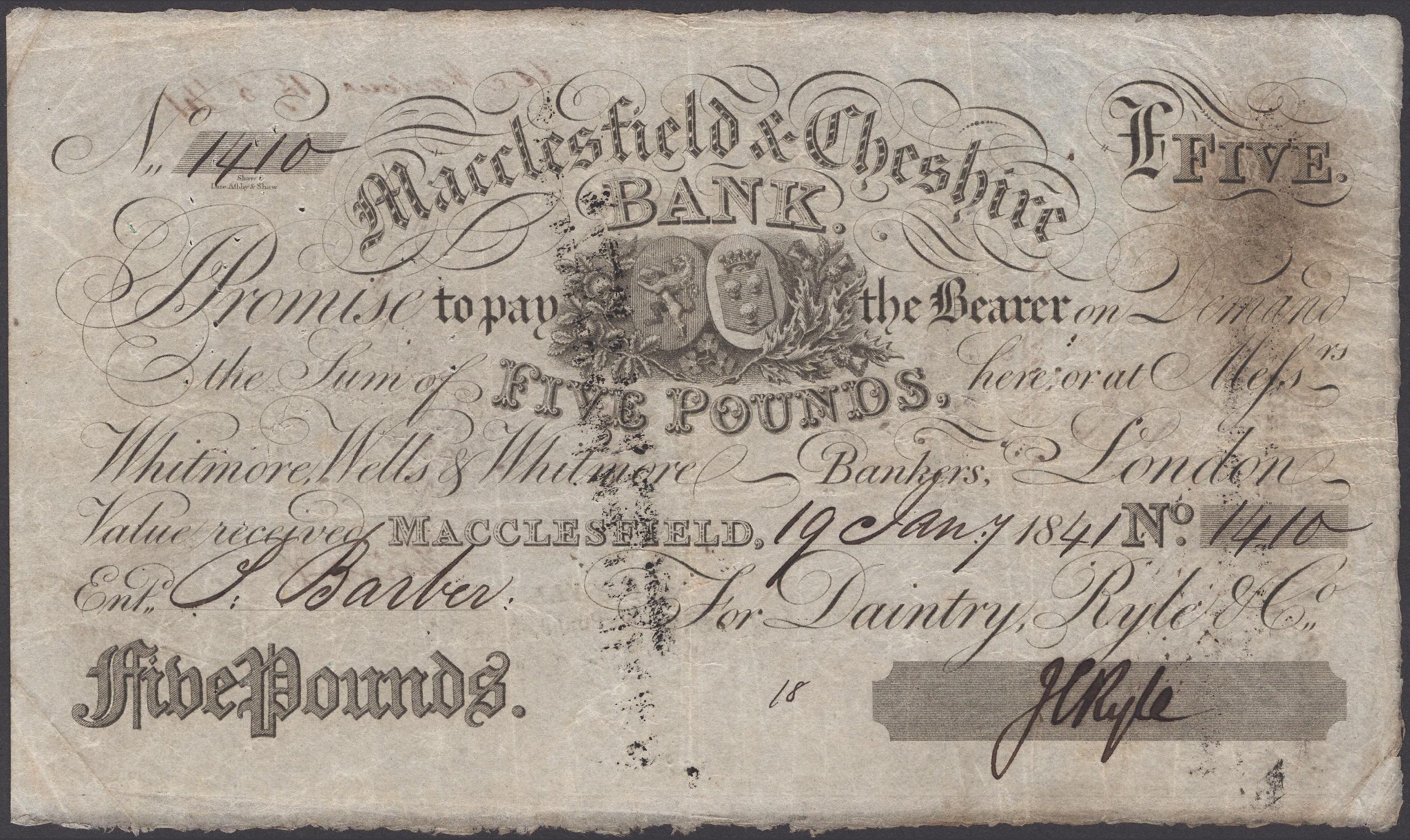 Lot 25 - British Banknotes