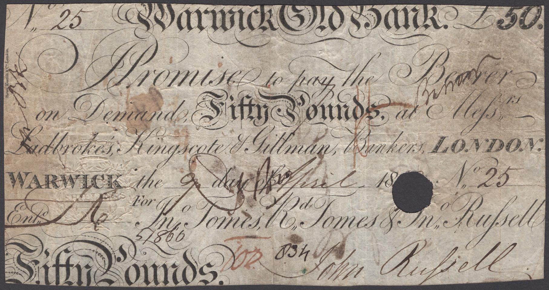 Lot 40 - British Banknotes